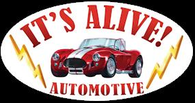 Its Alive Auto Logo